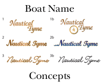 boat name concepts