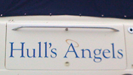 boat name embroidery